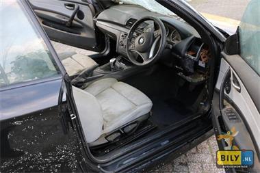 Grote foto bmw e88 118d 2010 cabrio brandschade bily enter auto onderdelen motor en toebehoren