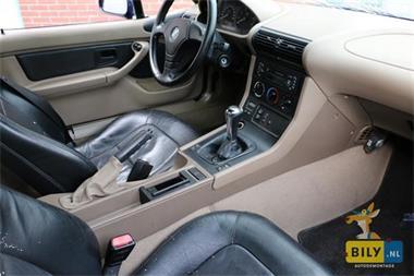 Grote foto sloperij bily bmw e36 z3 m44 leder interieur auto onderdelen motor en toebehoren