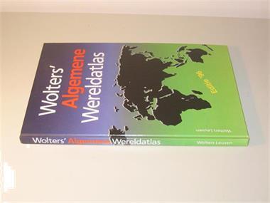 Grote foto wolters algemene wereldatlas wolters plantyn boeken atlassen en landkaarten