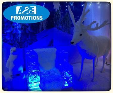 Grote foto verhuur witte kerstprops noordholland alkmaar diensten en vakmensen entertainment