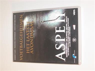 Grote foto dvd aspe ii voetbalgeheimen het laatste avondm cd en dvd thrillers en misdaad