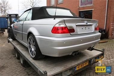 Grote foto bily bmw e46 m3 s54 3.2 cabrio 2002 auto onderdelen motor en toebehoren