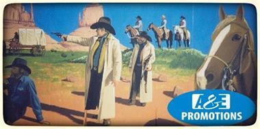 Grote foto western feest artikelen verhuur brugge gent diensten en vakmensen bedrijfsuitjes