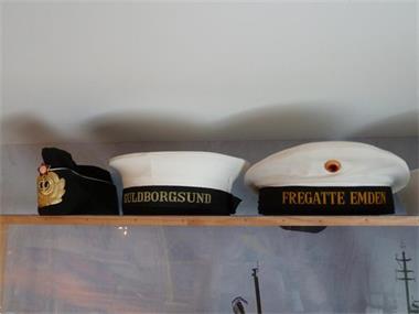Grote foto kepies marine navy verzamelen militaria tweede wereldoorlog