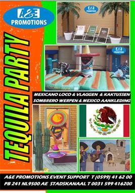 Grote foto tequila party verhuur mexico spelen limburg diensten en vakmensen themafeestjes