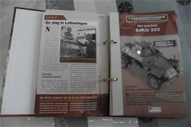 Grote foto atlas legervoertuigen 1 43 wo ii hobby en vrije tijd 1 43