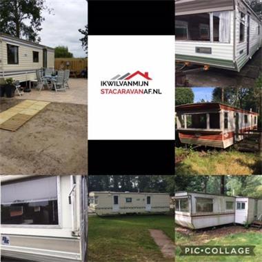 Grote foto stacaravan verkopen caravans en kamperen stacaravans