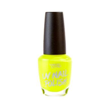 Grote foto splashes spills uv nail polish yellow beauty en gezondheid make up sets