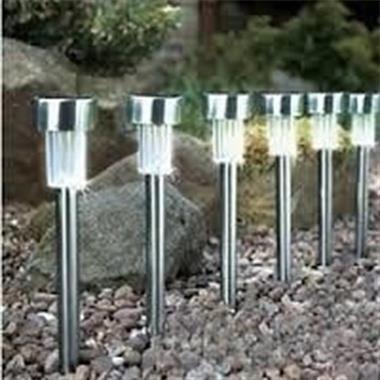 Tuin Lamp LED Solar Buiten Verlichting TuinLamp Zonnepaneel Kopen ...