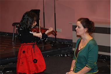 Grote foto vioolles volgens de suzuki methode in berchem muziek en instrumenten violen en altviolen