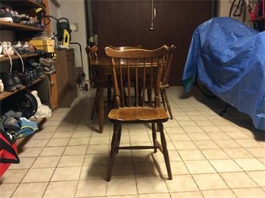 Stoel Te Koop : Te koop eiken tafel stoelen kopen eettafels