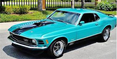 Grote foto ford mustang 1970 vente auto ford
