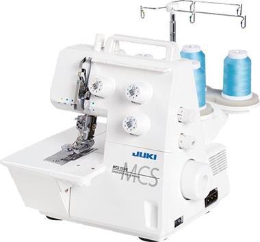 Grote foto juki coverlock mcs 1500 hobby en vrije tijd naaimachines