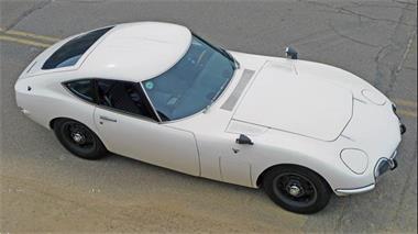 Grote foto 1968 toyota 2000gt auto toyota