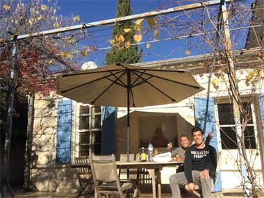 Grote foto huis met zwembad in hart provence vakantie frankrijk