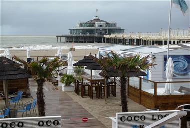 Grote foto zeedijk 207 blankenberge vakantie aan zee vakantie belgi