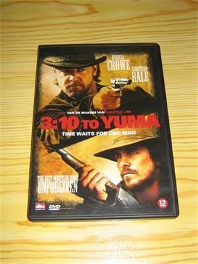 Grote foto dvd 3 10 to yuma originele dvd cd en dvd actie