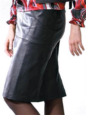 8fb210ae51adf2 Grote foto lederen rok kleding dames lederen kleding ...