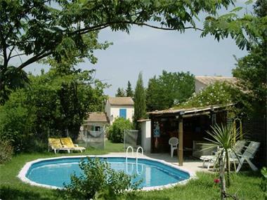 Grote foto mazet met eigen zwembad in hart provence vakantie frankrijk