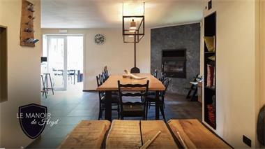 Stoer fam huis p terras biljart sauna belgië