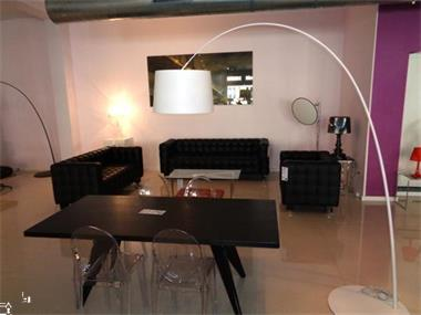 Caprinjo Design Meubels Maastricht.Twiggy Design Lamp Stalamp Vloerlamp Booglamp