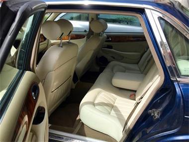 Grote foto jaguar xj8 sovereign x308 1998 164000 kms auto jaguar