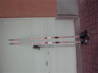 Grote foto langlauf ski. sport en fitness ski n en langlaufen