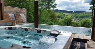Grote foto durbuy ardennen luxe wellness villa te huur vakantie belgi