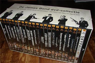 Grote foto de james bond dvd collectie cd en dvd actie