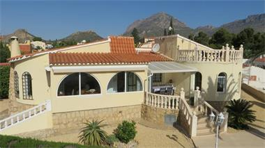 Grote foto villa la nucia met prive zwembad vakantie spanje