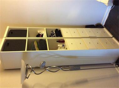 Te Koop Badkamerkast.Badkamerkast 2 Stuks Lades Planken Prijs Voor Duo Kopen