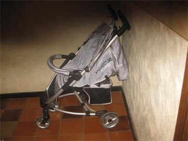 Grote foto meeneemmandje en buggy kinderen en baby buggy
