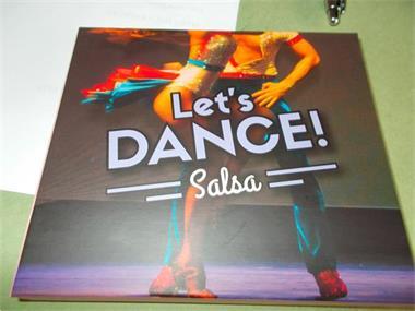 Grote foto salsa 3cd muziek en instrumenten cds minidisks cassettes