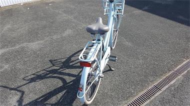 Grote foto cortina u4 transsportfiets in nieuwstaat fietsen en brommers damesfietsen