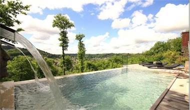 Grote foto durbuy ardennen unieke wellness villa te huur vakantie belgi