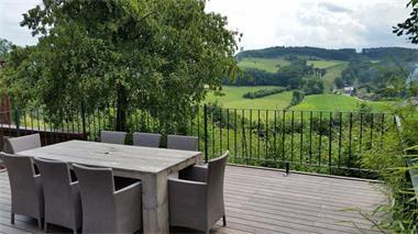 Grote foto te huur luxe chalet in durbuy met pracht zicht vakantie belgi