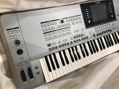 Grote foto belangrijkste noot van yamaha tyros 5 76 muziek en instrumenten keyboards