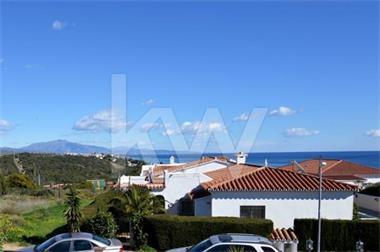Grote foto bouwgrond met zeezicht costa del sol huizen en kamers kavels europa