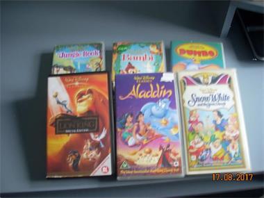 Grote foto tekenfilms kinderen en baby kindervideo en dvd