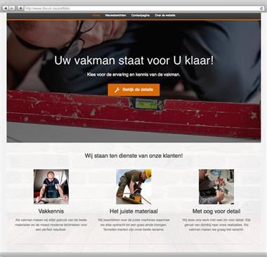Grote foto voordelig webdesign met gratis voorontwerp diensten en vakmensen webdesigners en domeinnamen