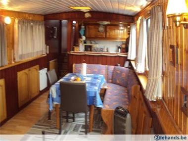 Grote foto woonboot vakantieboot watersport en boten motorboten en jachten
