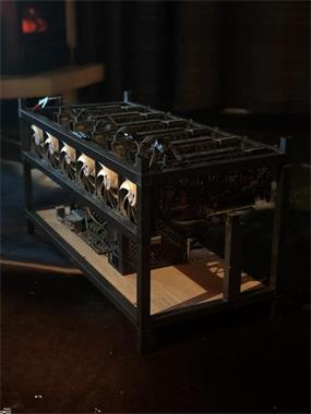 Grote foto nvidia 6x gtx1070 8gb computers en software videokaarten