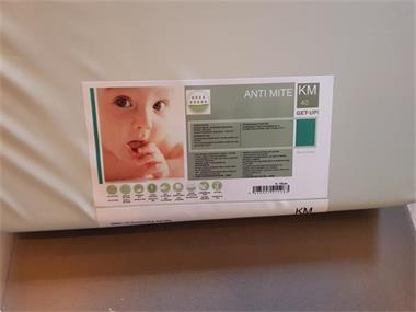 Grote foto matras kinderbedje kinderen en baby beddengoed