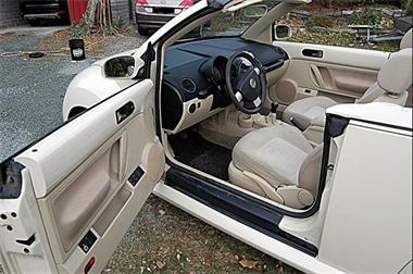 Grote foto volkswagen new beetle 1.9 tid rare auto volkswagen