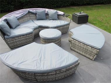 Goedkope loungeset kopen tuin tot korting tuinmeubelland