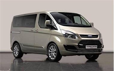 Grote foto minibus te huur caravans en kamperen campers