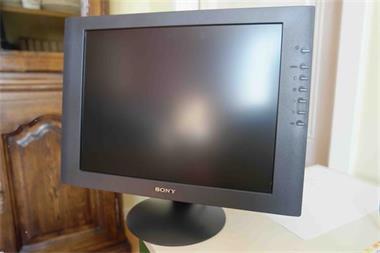 Grote foto scherm sony sdm s51r tft lcd 15 vga computers en software monitoren