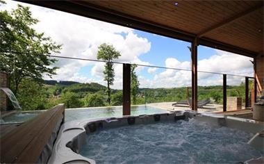 Grote foto ardennen durbuy luxe wellness vakantiewoning vakantie belgi
