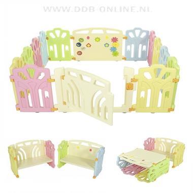 Grote foto kinderbox babybox grondpark tweelingpark baby park kinderen en baby boxen