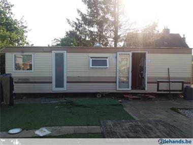 Grote foto residenti le caravan 8x3 te koop caravans en kamperen stacaravans